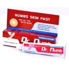 Крем анестетик Dr Numb 30г